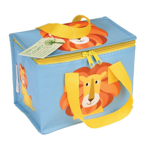 Lunch Bag Charlie The Lion | REX LONDON | RocketBaby.it