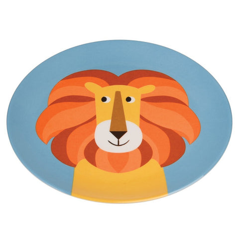 Piatto Charlie The Lion | REX LONDON | RocketBaby.it