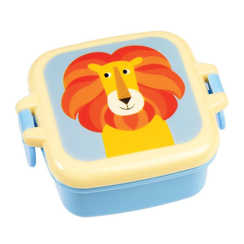 Snack Box Charlie The Lion | REX LONDON | RocketBaby.it