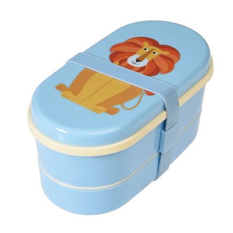Bento Box Charlie The Lion | REX LONDON | RocketBaby.it