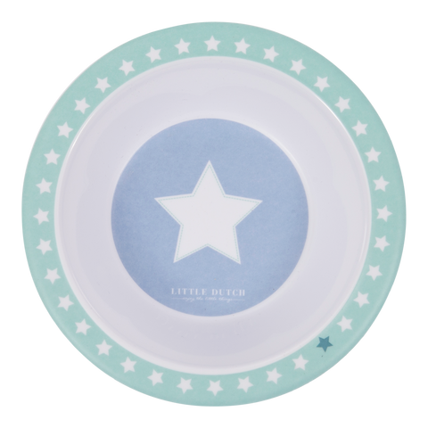 Ciotola in Melamina Stars | LITTLE DUTCH | RocketBaby.it