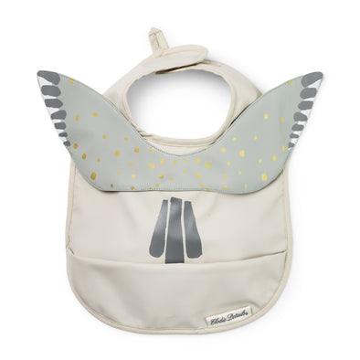 Bavaglino con Sacchetta Watercolor Wings | ELODIE DETAILS | RocketBaby.it