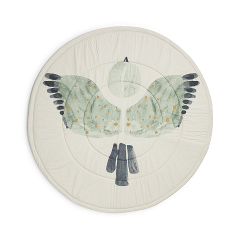 Tappeto Da Gioco Imbottito Watercolor Wings | ELODIE DETAILS | RocketBaby.it