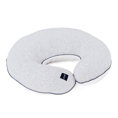 Cuscino Allattamento Grey e White | POOFI | RocketBaby.it