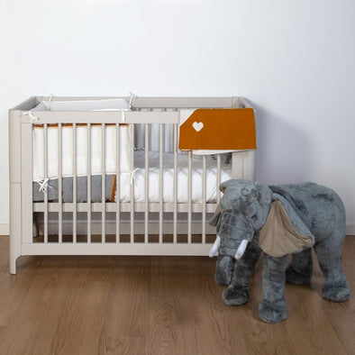 Peluche XXL 70 cm Elefante | CHILDHOME | RocketBaby.it