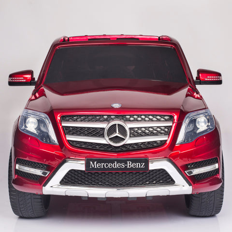 Mercedes GLK 350 AMG Rosso Metallizzato | BABYCAR | RocketBaby.it