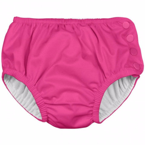 Costumino Assorbente Mix'n Match Fucsia - I PLAY - RocketBaby.it - RocketBaby