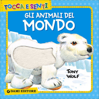 Libro Gli animali del mondo | GIUNTI | RocketBaby.it