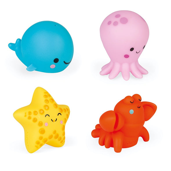 Set da 4 Spruzzini Sea Creatures