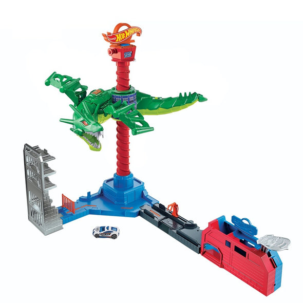Gioco Hot Wheels Drago City Air Attack