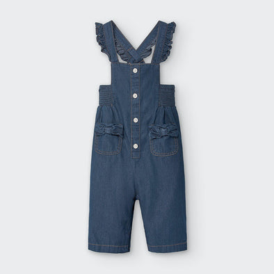 Jumpsuit in Jeans Morbido