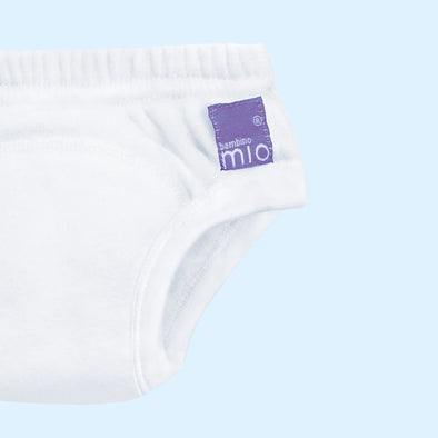 Mutandine Trainer White | BAMBINO MIO | RocketBaby.it
