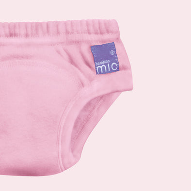 Mutandine Trainer Light Pink | BAMBINO MIO | RocketBaby.it