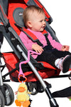 Cordino Paracadute  2 in 1 Rosa | CUP CATCHER | RocketBaby.it