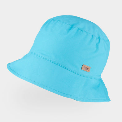 Cappellino da Sole Solid Blue