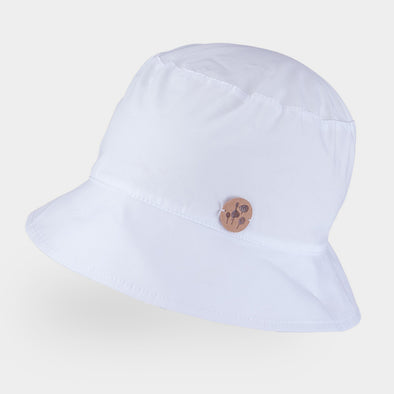 Cappellino da Sole Solid White