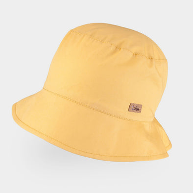 Cappellino da Sole Solid Yellow