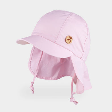 Cappellino da Sole con Visera Solid Light Pink