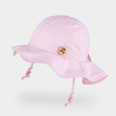 Cappellino da Sole Safari Solid Light Pink