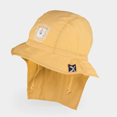 Cappellino da Sole Sea Lion Yellow