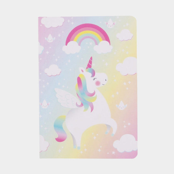 Quaderno Rainbow Unicorn