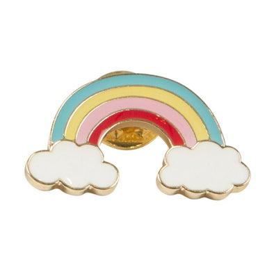 Spilla Rainbow e Clouds | SASS & BELLE | RocketBaby.it