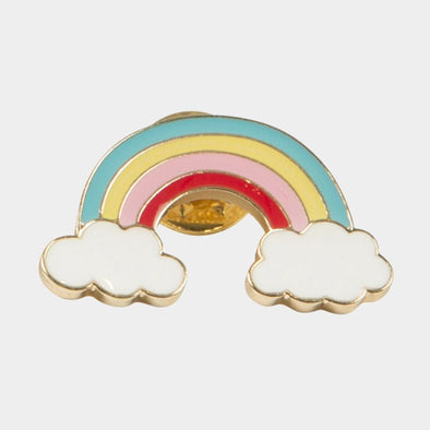 Spilla Rainbow e Clouds