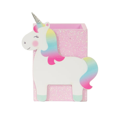 Portamatite da Scrivania Betty The Rainbow Unicorn | SASS & BELLE | RocketBaby.it