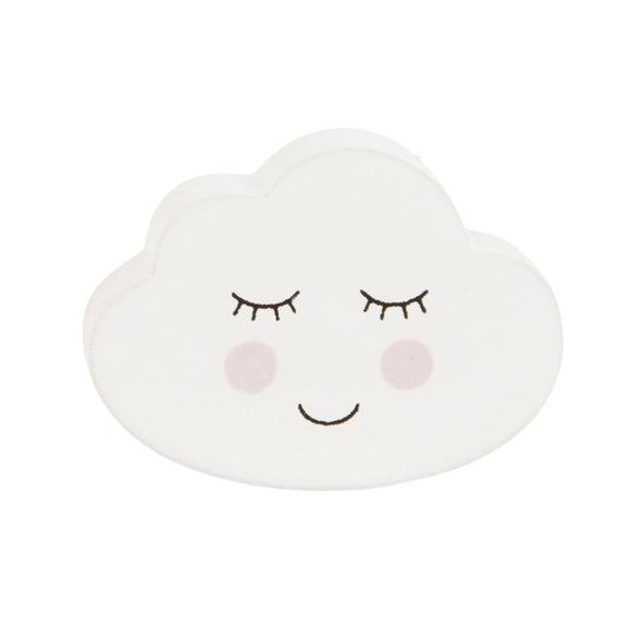 Pomello per Porte Sweet Dreams Smiling Cloud | SASS & BELLE | RocketBaby.it