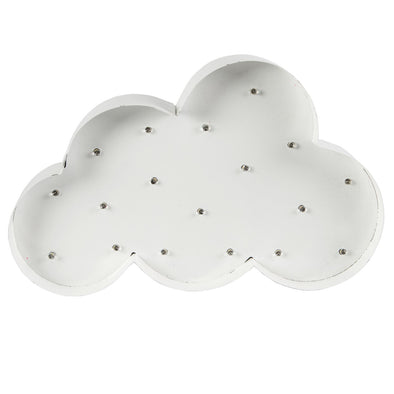 Lampada Marquee LED Cloud | SASS & BELLE | RocketBaby.it