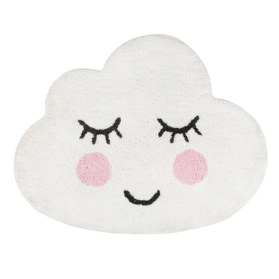 Tappeto Sweet Dreams Smiling Cloud | SASS & BELLE | RocketBaby.it