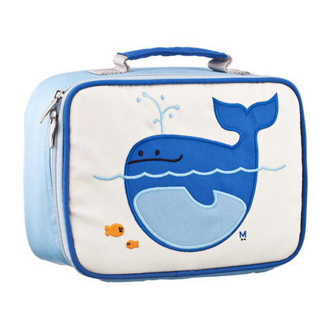 Lunch Box Balena Lucas | BEATRIX NY | RocketBaby.it