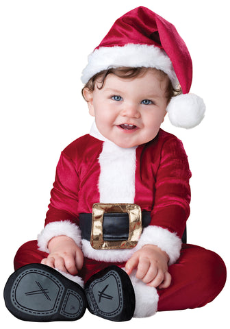 Costume  Travestimento Piccolo Babbo Natale | INCHARACTER | RocketBaby.it