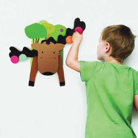 L'Alce Goofy Moose | ORIBEL | RocketBaby.it