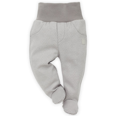 Pantaloni Con Piedini Celebrity Boy Grigio | PINOKIO | RocketBaby.it