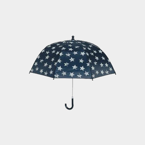 Ombrello Stars Navy | PLAYSHOES | RocketBaby.it
