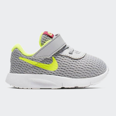 Nike Baby TANJUN TD Grey e Green | NIKE | RocketBaby.it