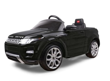 RANGE ROVER EVOQUE NERO | BABYCAR | RocketBaby.it