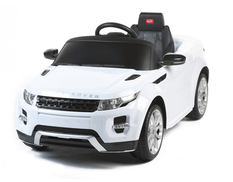 RANGE ROVER EVOQUE BIANCO | BABYCAR | RocketBaby.it