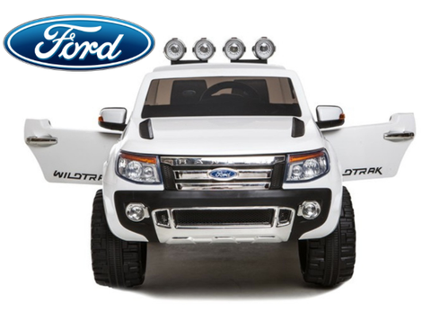 FORD RANGER BIANCO - RocketBaby - 1