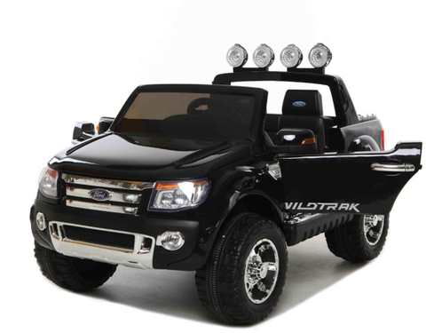 FORD RANGER NERO - BABYCAR - RocketBaby.it - RocketBaby