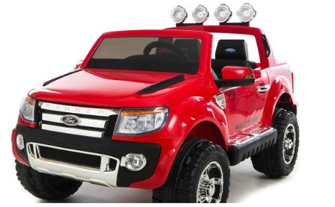 FORD RANGER ROSSO - BABYCAR - RocketBaby.it - RocketBaby
