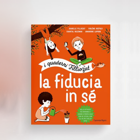 Libro La Fiducia in sè | IPPOCAMPO | RocketBaby.it