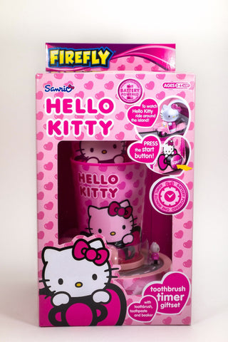 Kit Hello Kitty Spazzolino Dentifrico e Bicchiere - RocketBaby - 2