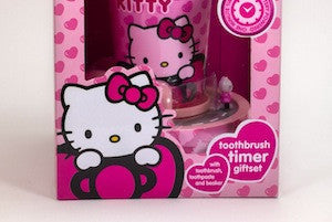 Kit Hello Kitty Spazzolino Dentifrico e Bicchiere - RocketBaby - 1