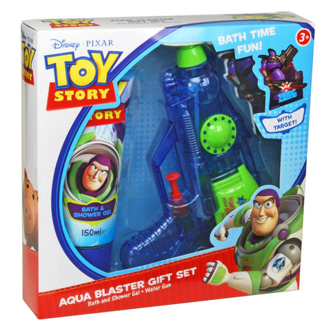 Shower gel  Toy Story con pistola ad acqua | ROLLY BRUSH | RocketBaby.it