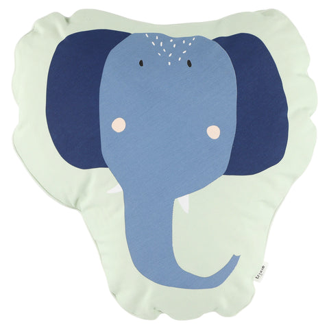Cuscino Sagomato Mrs Elephant |  | RocketBaby.it