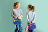 Lunch Bag Termica Super Eroe Blu e Azzurra - RocketBaby - 5