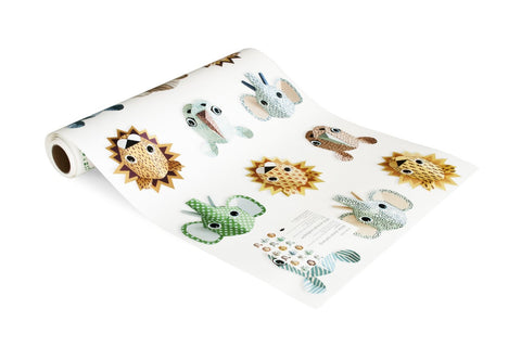 Carta da parati Wild Animals cool - STUDIO DITTE - RocketBaby.it - RocketBaby