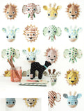 Carta da parati Wild Animals sweet - RocketBaby - 4